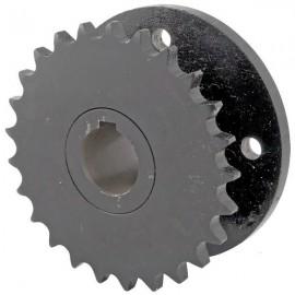 Piasta II rolki podajnika Ø 40 kpl., pasuje do Sipma