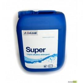 Zasadowy środek myjący Super 60L