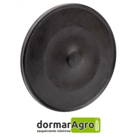 Membrana pompy, boczna pełna, Ø 128 mm, TAD-LEN