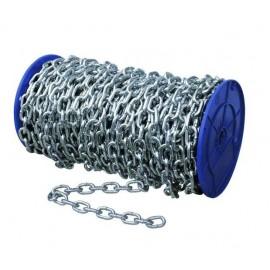 Łańcuch studzienny ocynk galwaniczny, śr. 2 mm