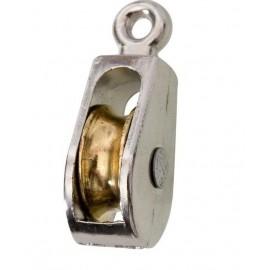 Bloczek do liny z uchem 25 mm