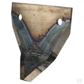 Nóż paszowozu Kuhn, 76 X 76, FI 6,5