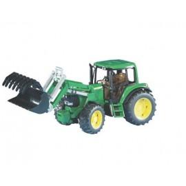Traktor John Deere 6920 z ładowaczem zabawka