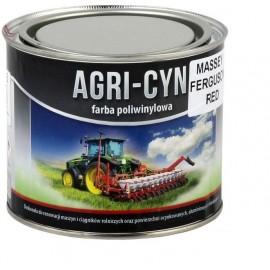 Farba AgriCyn zielona do Claas 0,5l