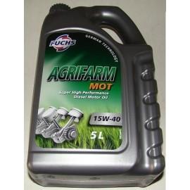 Olej silnikowy Fuchs Agrifarm MOT 15W-40, 1074-130705