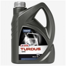 Olej silnikowy Lotos Turdus SHDP 15W-40, OLJ1-11-5-1