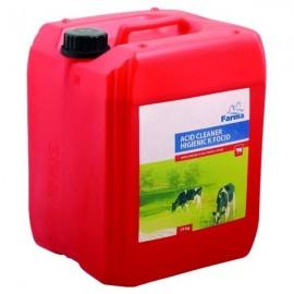 Higienic K kwaśny środek myjący 24kg