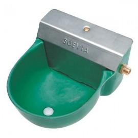 Poidło miskowe plastikowe Suevia, z zaworem pływakowym