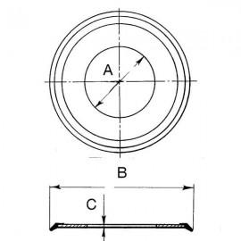 Uszczelniacze ADR komplet RD-RF