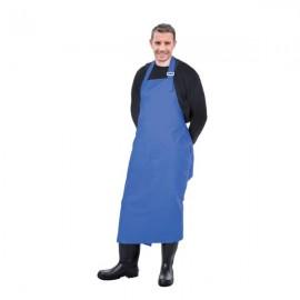 Fartuch dojarza PVC niebieski, 120 x 90 cm