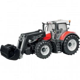 Traktor Steyr 6300 Terrus z ładowaczem zabawka