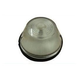 Lampa 12 WE-92 niska biała