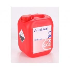 Kwaśny środek myjący Cidmax 5L