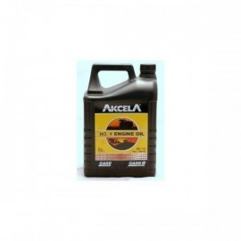 Olej silnikowy Akcela NO.1 Engine Oil 5L