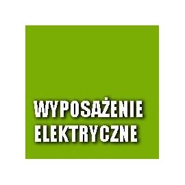 Wyposażenie elektryczne
