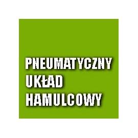 Pneumatyczny układ hamulcowy