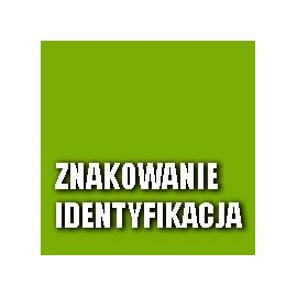 Znakowanie i identyfikacja