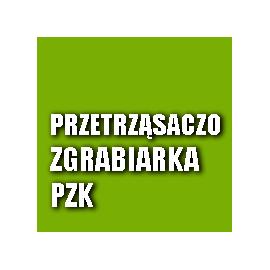 Przetrząsaczo-zgrabiarka PZK