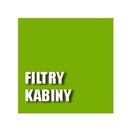 Filtry kabiny