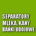 Separatory, kany, bańki